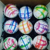 9pk Bathbomb Boxed Set