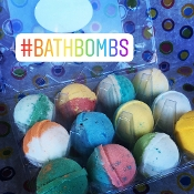 Bathbombs- Pack of 12