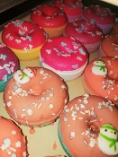 Donut Bathbombs