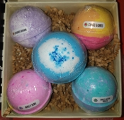 Ring Bomb Bathbomb Boxed Set